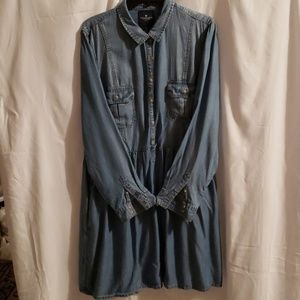 a65c8d0ae6a6 Women s American Eagle Denim Dress on Poshmark